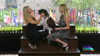 """Kate Upton Shows Cat Greenleaf The """"Butt Wiggle"""""""