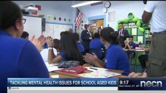 Tackling Discussion of Opioid Epidemic With Kids