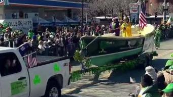 Thousands Attend Annual St. Patricks Day Parade