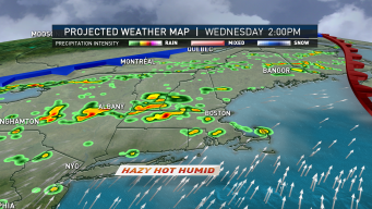 FIRST ALERT: Strong Storms, Heat and Humidity Begin Wednesday