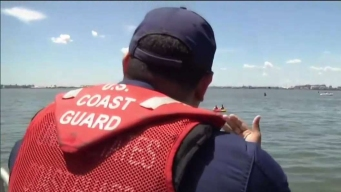 Coast Guard Rescues Fisherman