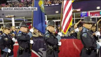 Vt. Police Department to March at AFC Championship Game