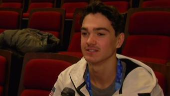 Vermont Native Going for Gold in Moguls Skiing
