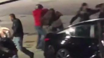 Video Shows Chaotic Moments Before Fall River Shooting