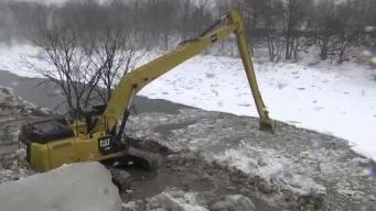 Weather Swing Prompts Flooding Fears in Vt. Towns