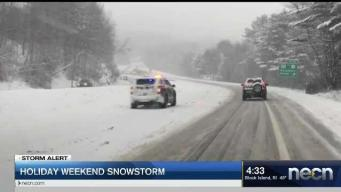 Pre-Holiday Storm Snarls Vt. Traffic, Boosts Ski Areas