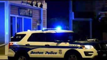 Girl Shot in Jamaica Plain