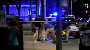 Two Boston Shootings in One Night