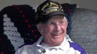 WWII Veteran From NH to Receive Purple Heart