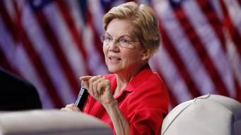 Warren Stands By Account of Pregnancy Discrimination