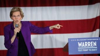 Elizabeth Warren is Out With a New Public Lands Plan