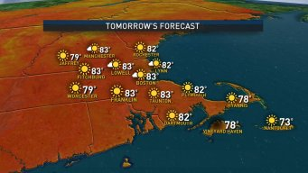 A Top 10 Weather Day for Sunday