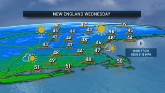Chilly With Emerging Sunshine