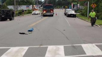 Woman on Motorized Wheelchair Killed in NH Crash