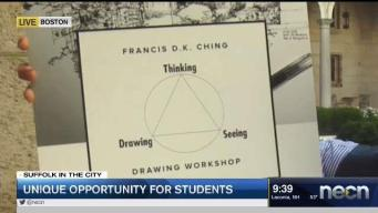 World-Renowned Author Gives Students Rare Opportunity