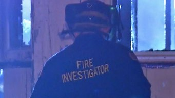 Officials: Man Tried to Kill Woman by Setting Fire to Home