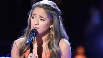 Massachusetts Teen Advances to 'The Voice' Top 12