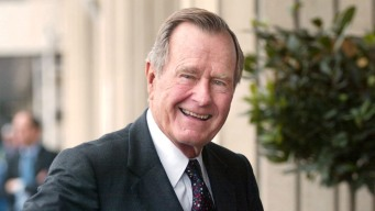 Maine Closes Some State Offices for George H.W. Bush Funeral