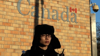 China Confirms Detentions of 2 Canadian Men