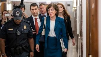 Collins Among Senators Defending Mercury Emissions Standards