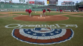 Opening Day Includes Championship Rings, Pats Cameo