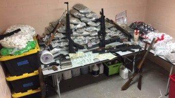 Fire Leads to Massive Drug, Weapons Bust in NH