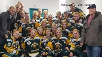 Vt. Hockey Coach Reflects on Team Tragedy in Canada
