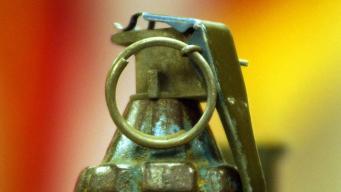 Hand Grenade Found in Vt. Picnic Area