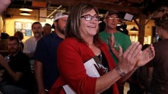 Transgender Candidate Wins Nomination for Vt. Governor