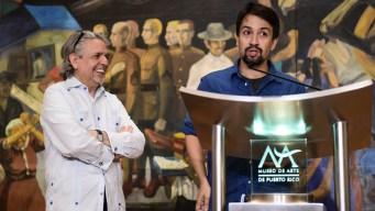 'Hamilton' Creator Announces Arts Fund for Puerto Rico