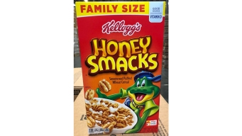 More Sick in Honey Smacks Salmonella Outbreak: CDC