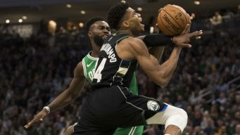 Celtics to Face Bucks in Second Round of the NBA Playoffs