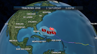 Will Hurricane Jose Hit New England?