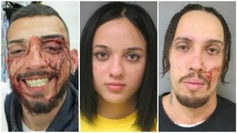 NH Walmart Fight Ends in 3 Arrests, Bloody Selfie