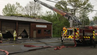 Fire Breaks Out at West Haven Food Company