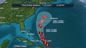 Will Hurricane Maria Impact New England?
