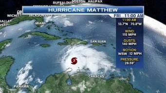 Will Hurricane Matthew Impact New England?