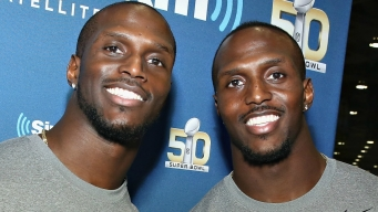 McCourty Twins Reunite on the Patriots