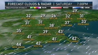 Weather Forecast: Active Weather Returns to New England