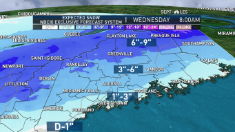 FIRST ALERT: Snow to Slam Northern New England; Bitter Cold in Store
