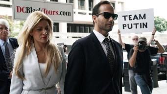 Ex-Trump Campaign Aide Gets 14 Days in Prison