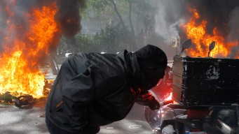 Outrage After Some French Protesters Urge Police Suicides