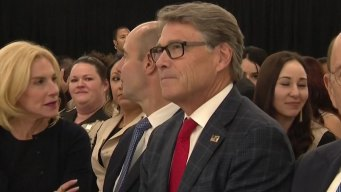 Energy Secretary Perry Says He Is Resigning by Year's End