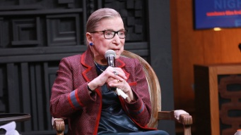 Ginsburg Bemoans Partisan Atmosphere in DC During RI Visit