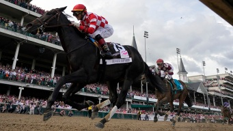 Serengeti Empress Goes Wire-to-Wire for Kentucky Oaks Win