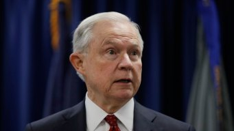 Jeff Sessions to Address Federal Law Enforcement in Boston
