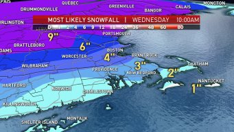 Snow Developing Midday Will Affect Evening Commute