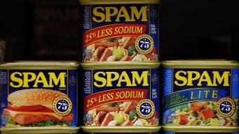 Over 228,000 Pounds of Spam Recalled