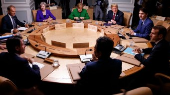 Trump Barrels Into G-7 Summit, Ready to Fight US Allies