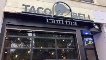 Taco Bell Opens First Connecticut Restaurant With Alcohol on Menu
